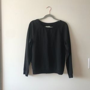 Lou & Grey Black Blouse